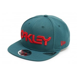 Oakley Hat Logo Neon Planet