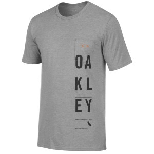 Oakley T-Shirt 50/50 Side...